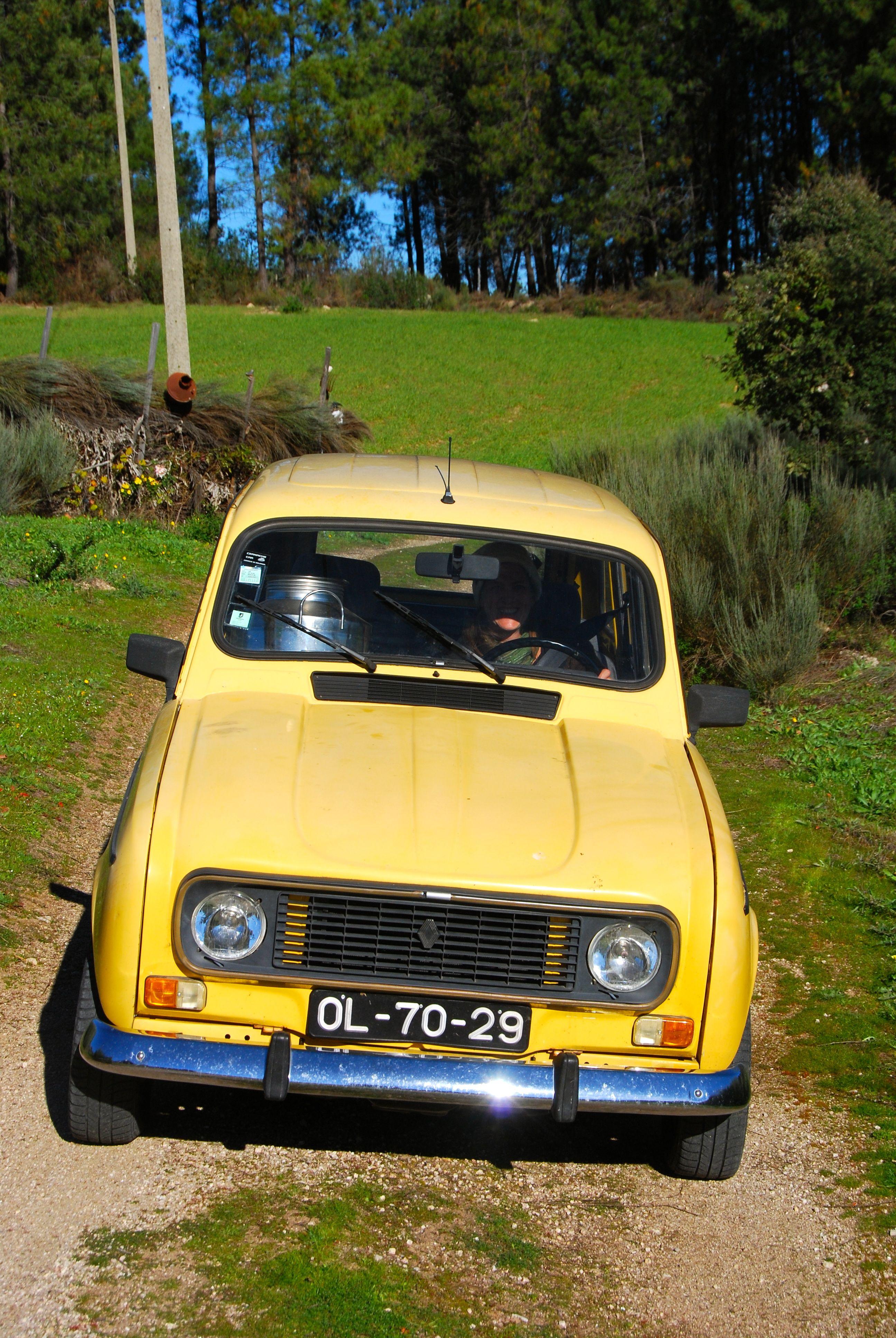 Renault 4L - auch...